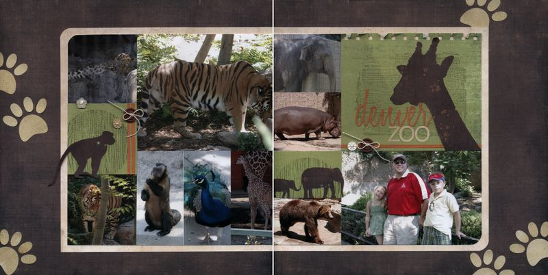 Zoo layout march 2009