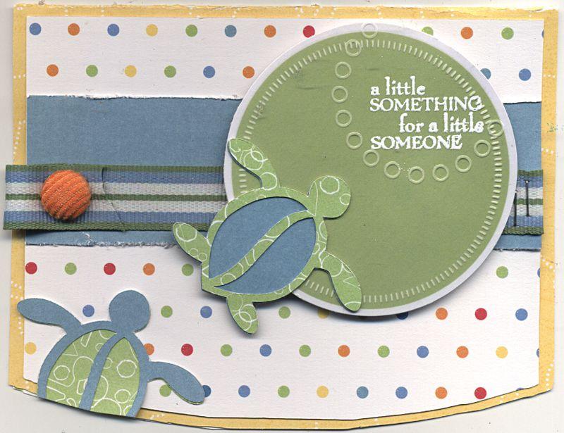 Baby card april 2009