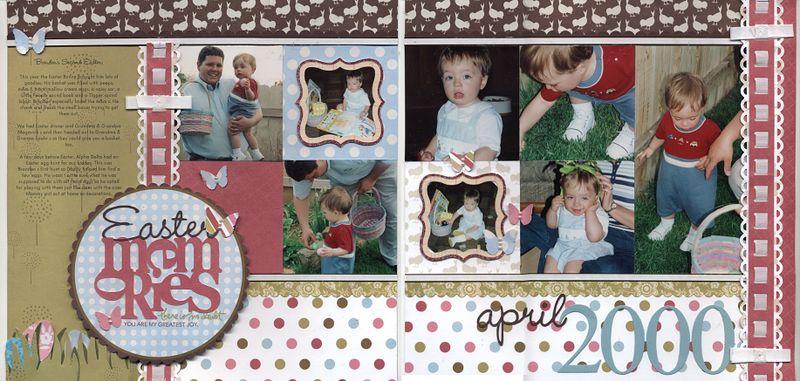 Easter Memories 2000