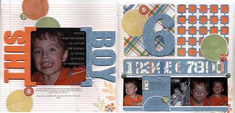 This boy april 2009