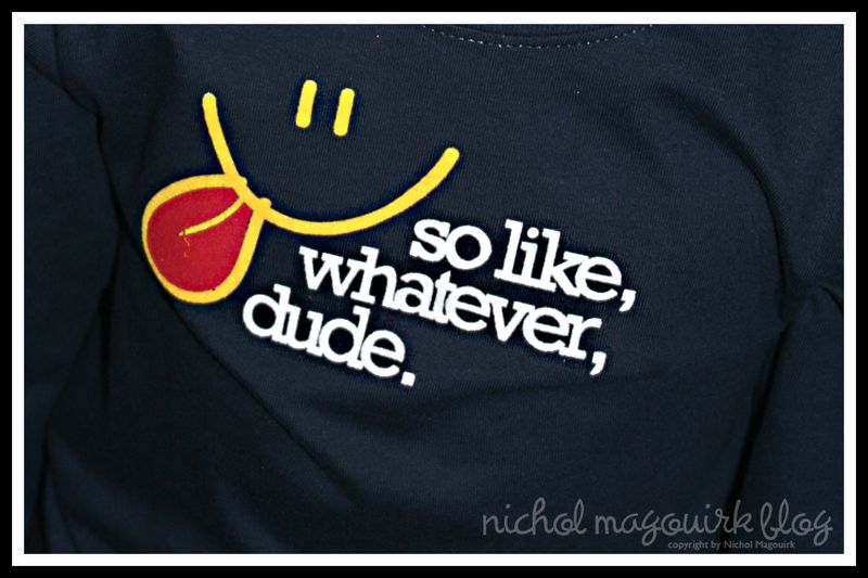 Whatever dude t-shirt 2