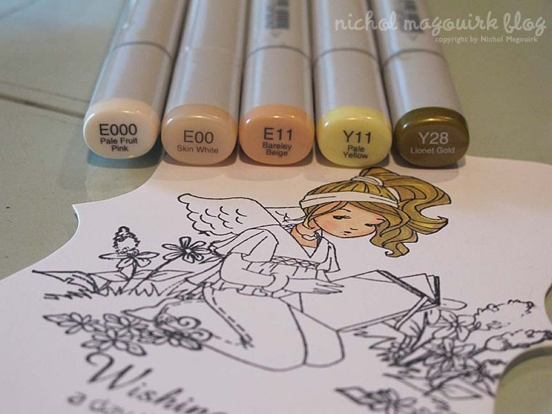 Whiff of Joy Tutorials & Inspiration Blog (Copic Coloring ...