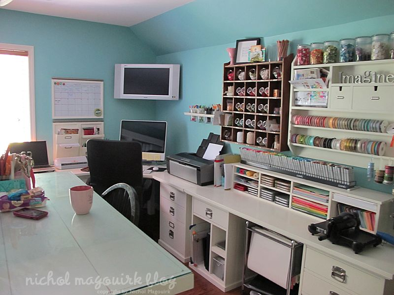Small Pottery Rooms Design