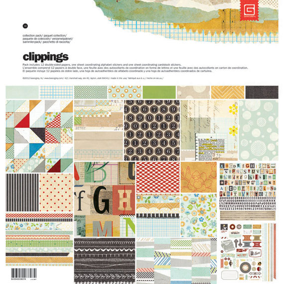 Clippings-collection-pack