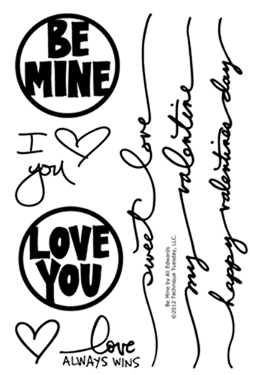 Technique-Tuesday-Be-Mine-By-Ali-Edwards-Clear-Stamps-Medium
