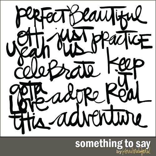 Something-to-say