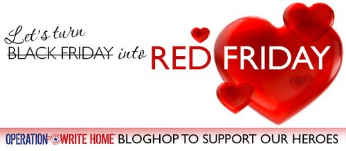 OWH Red Friday Bloghop