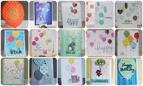 Ballooncards