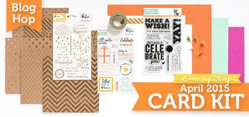 April Card Kit Blog Hop