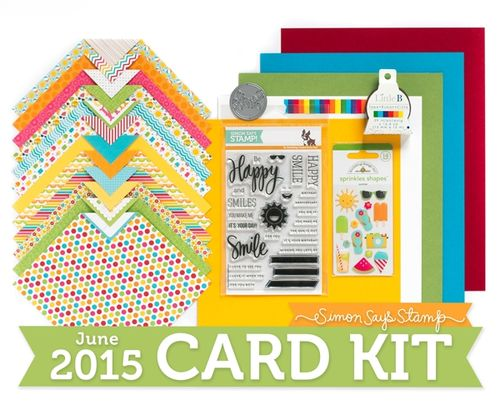 You Can Pick Up The June 2015 Card Kit HERE For Just 2995 Shipping Or If Youd Like To Receive This And Future Kits Only 2495 Per