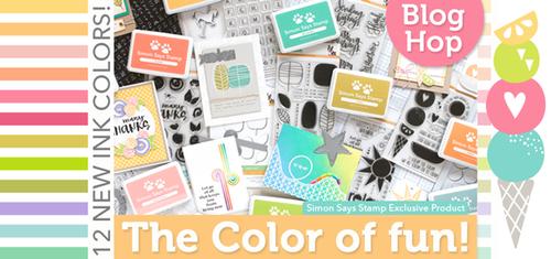 Colorbloghop