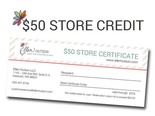 EHLLC Store Credit 50
