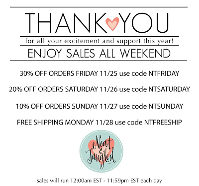N&T Black Friday Sale