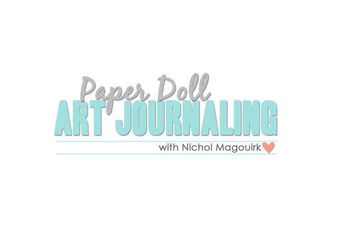 Paperdollartjournaling
