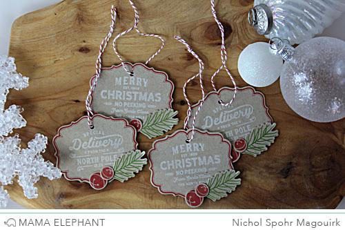 nichol spohr llc  mama elephant stamp highlight
