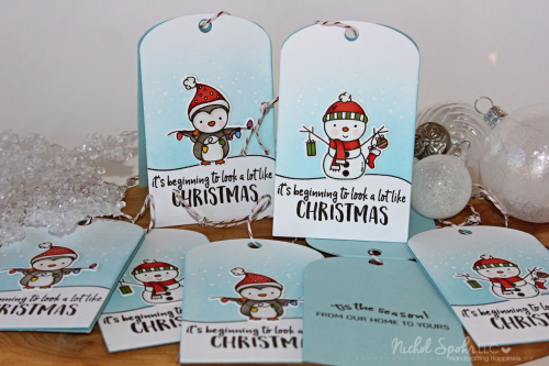 handmade holiday 2016 day 4 neat tangled folded gift tags