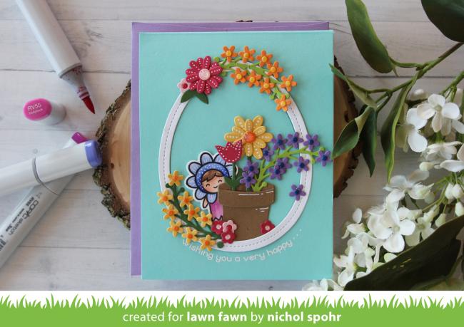 LF_EasterParty_EasterEggFrames_SpringSprig_LittleFlowers1