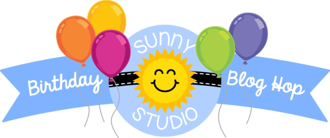 Birthday Blog Hop Logo