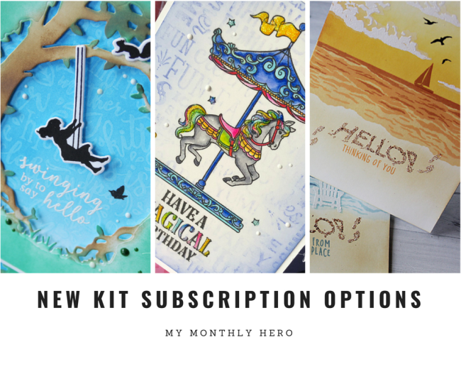 Hero Arts  New Subscription Options